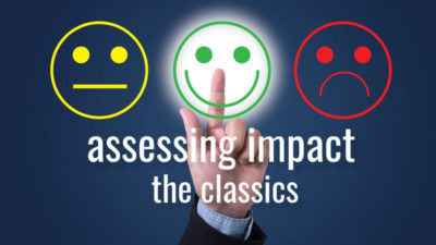 Assessing Impact   Impact Giving Classics Giving Compass