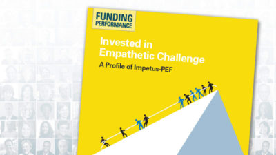 Invested in Empathetic Challenge: A Profile of Impetus-PEF Giving Compass