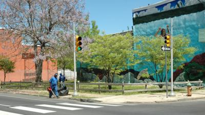 High Impact Opportunity: Urban Renewal for Philadelphia LandCare Program