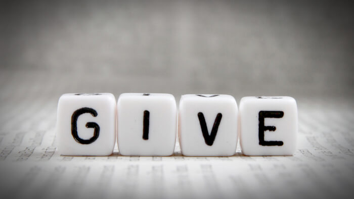Fostering the Habit of Giving