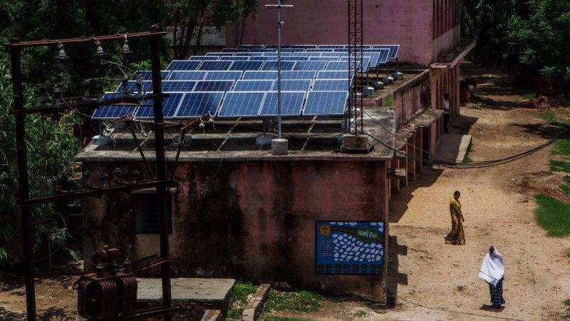 Funding for Clean Energy Through Mini-Grids Giving Compass