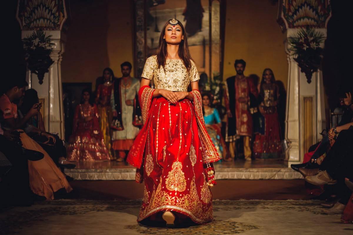 Download indian fashion show