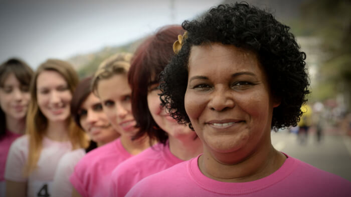 Targeted Breast Cancer Treatments Require Diverse Research Data Giving Compass