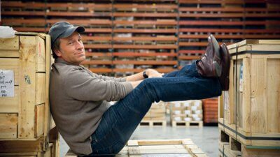 Interview with Mike Rowe