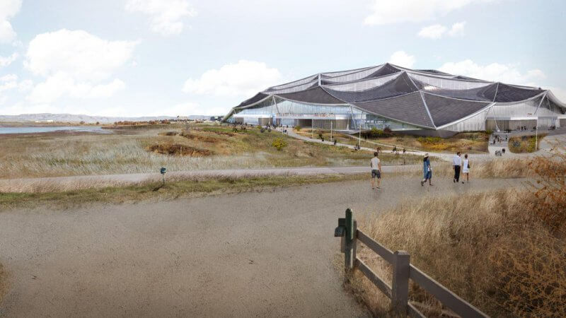 Geothermal Heat Pumps will Heat and Cool New Google Offices Giving Compass