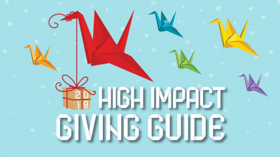 2018 High Impact Giving Guide
