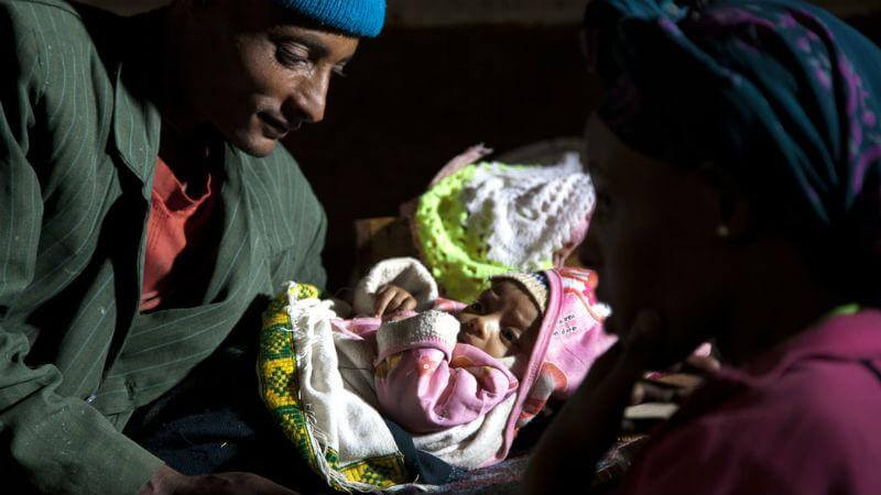 3 ways to end preventable child deaths from pneumonia