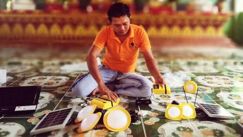 SolarHome Secures Debt Financing from Kiva