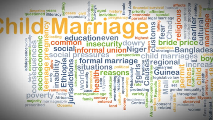 root causes of child marriage