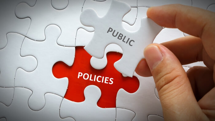 evidence for policy making