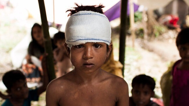 Rohingya Refugee Children Need International Support Giving Compass