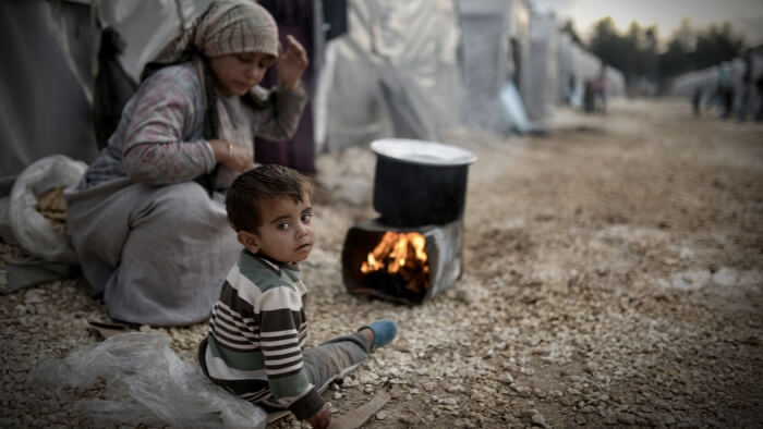 The Refugee Crisis is a City Crisis Giving Compass
