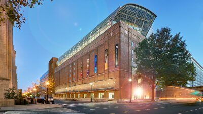 A Walking Tour of the New Museum of the Bible