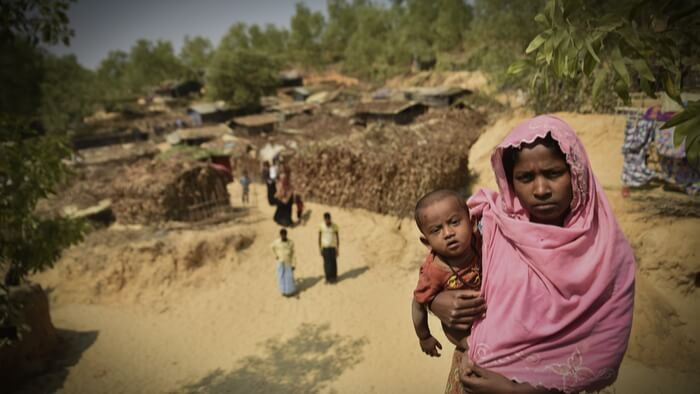 Access to Reproductive Health Care: The Struggle For Rohingya Women-giving compass