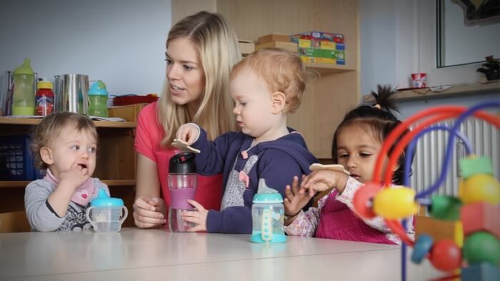 The Importance of Early Childhood Care and Education-giving compass