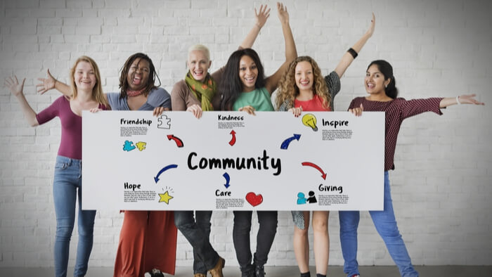 Giving Back to The Community That First Supported You-giving compass