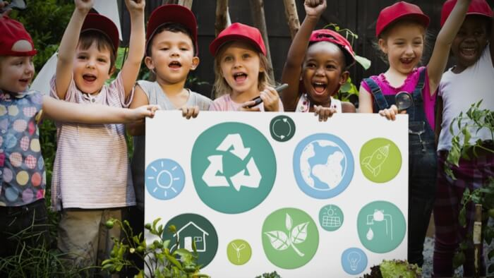 The Importance of Access to Environmental Education-giving compass
