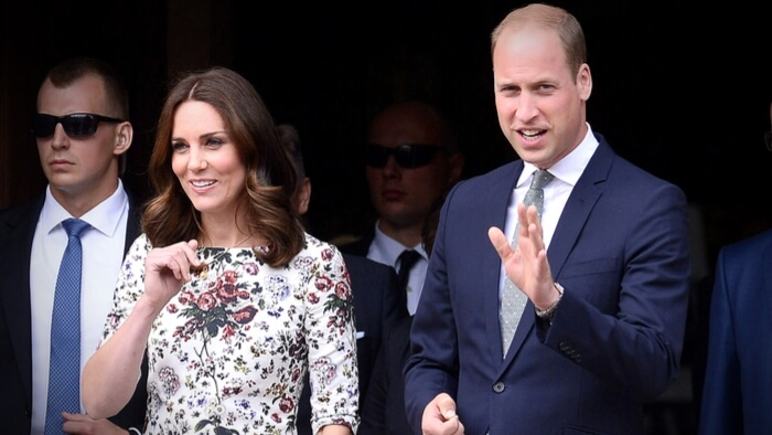 Prince William Calls for Charities to Work Together Giving Compass