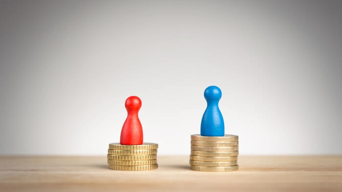 Do Biological Gender Differences Explain the Gender Pay Gap? Giving Compass