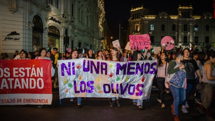 Ni Una Menos: Fulfilling The Promise To End Femicide of Women and Girls-giving compass