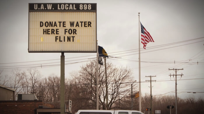 Students of The Glenholme School Continue to Help Flint Kids-giving compass