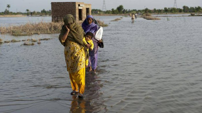 Climate Change is the Leading Cause of Migration Giving Compass