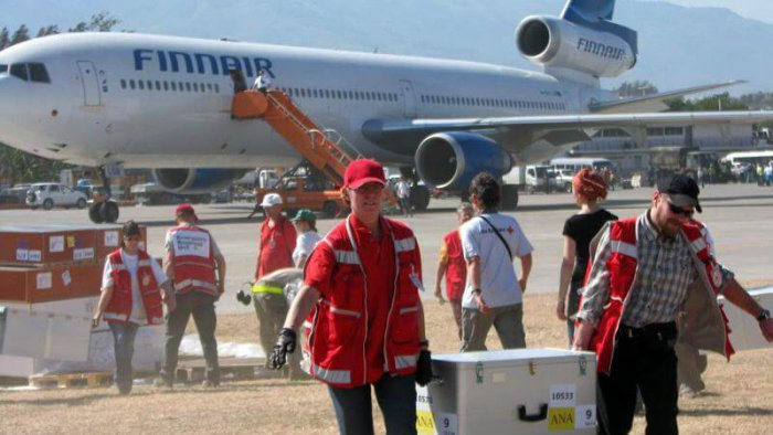 More Female Surge Staff Can Improve Conditions for Women in Disaster Response Giving Compass