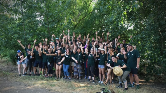 What Motivates Techies to Volunteer-giving compass