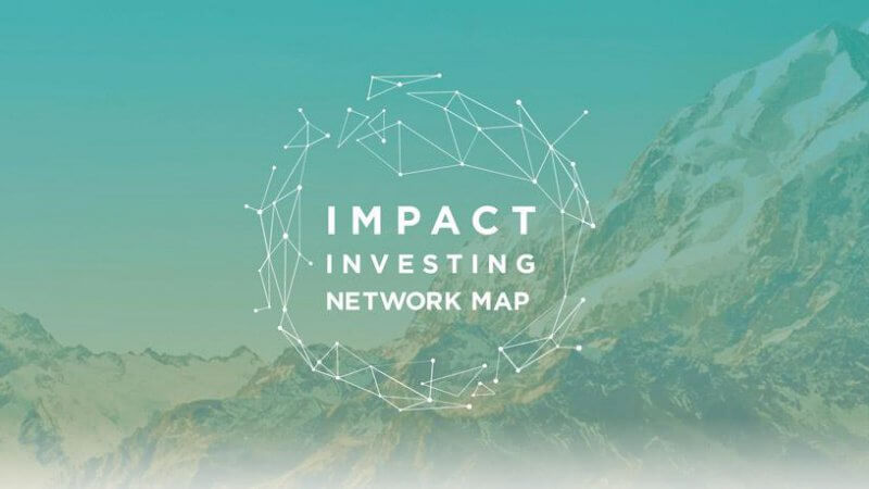 Impact Investing Network Map to #ShareYourData Giving Compass