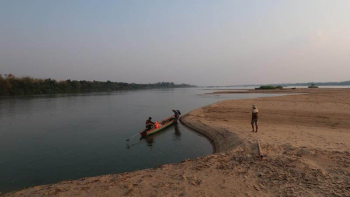 Mekong Hydropower Project Hurts Poor Locals Giving Compass