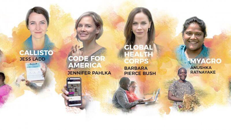 Increasing Global Social Entrepreneurship: Announcing 2018 Skoll Awardees -giving compass