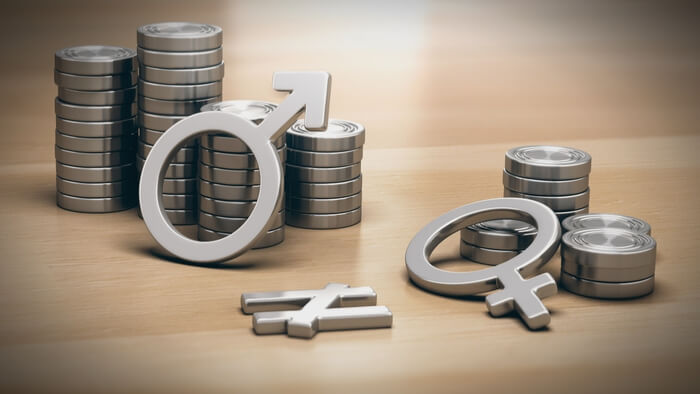 The Pay Gap Is Way Too Entrenched To Be Solved By Women Alone-giving compass