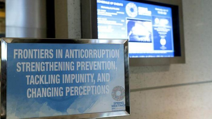 Tackling Corruption: 6 Takeaways From the World Bank Spring Meetings Giving Compass