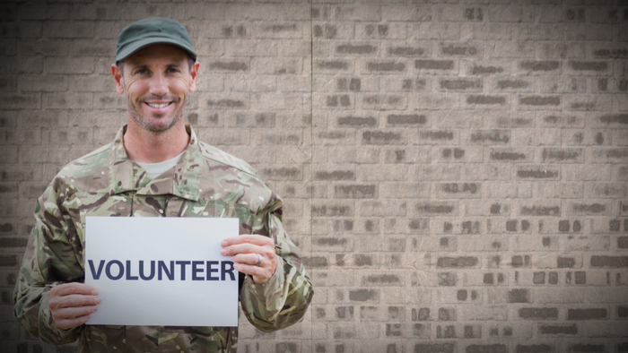 The Key to Veteran Health Might Be Engagement Volunteering Giving Compass