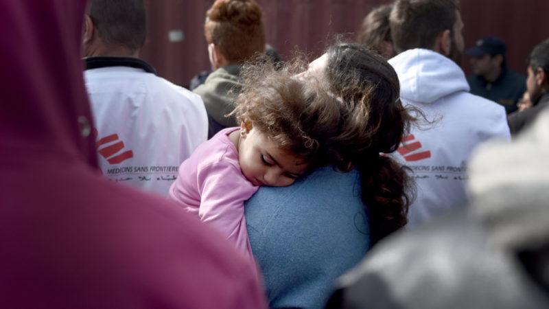 Trump's Quiet War on Migrant Kids