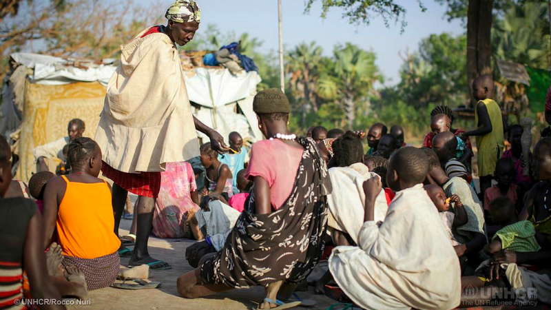The World's 5 Most Neglected Displacement Crises Giving Compass