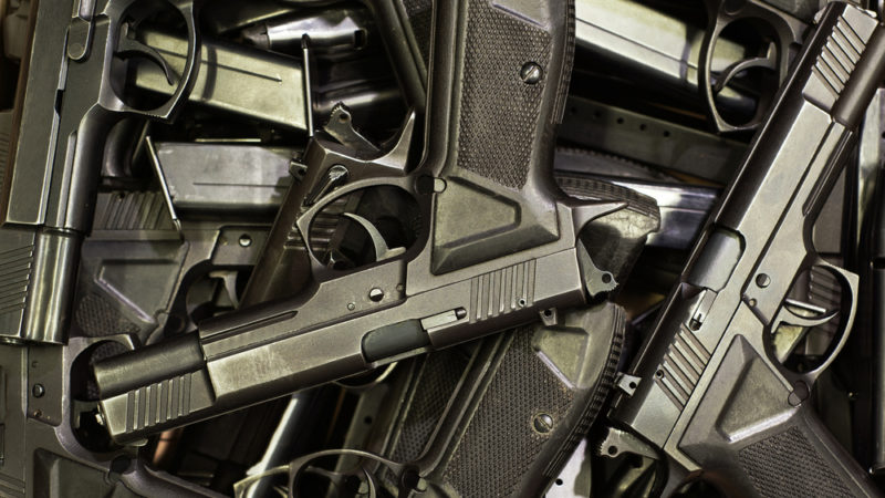 Researchers Tackle Gun Violence Despite Lack of Federal Funding Giving Compass