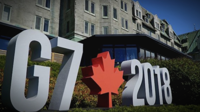 Four Notable Developments at the G7 Summit Giving Compass