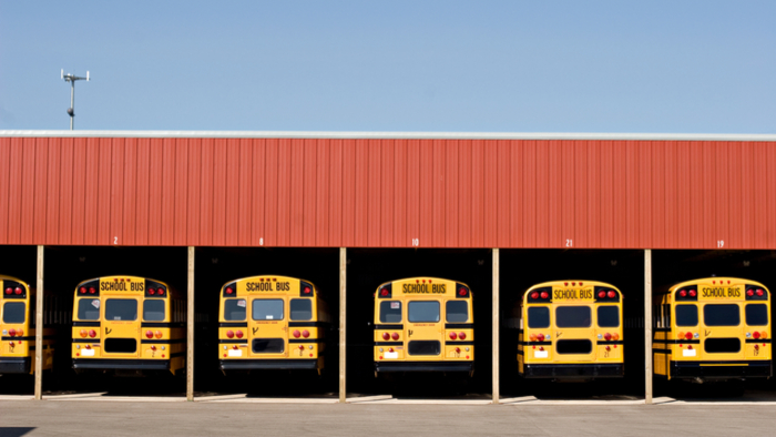 School Bus Routes to Racial Equality Giving Compass