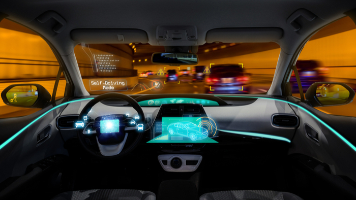 Autonomous Vehicles: Potential and Challenges Giving Compass