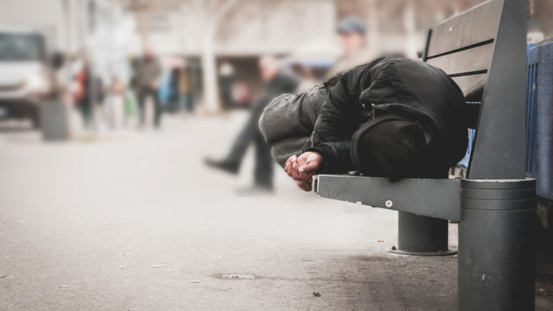 Exploring the Crisis of Unsheltered Homelessness Giving Compass