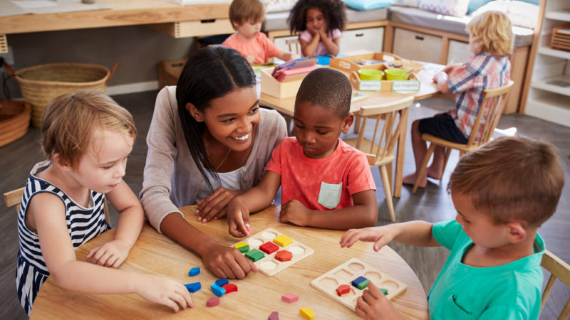 Who Should Pay for Preschool for the Middle Class? Giving Compass