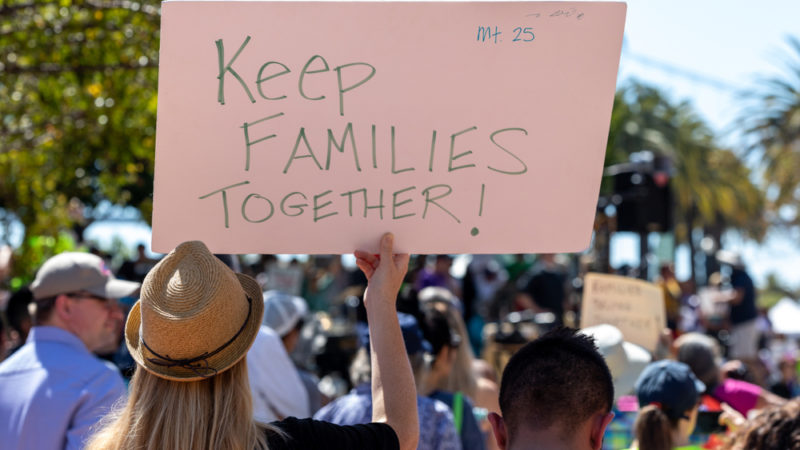 Family Separation Crisis on US Border: How Donors Can Help Giving Compass