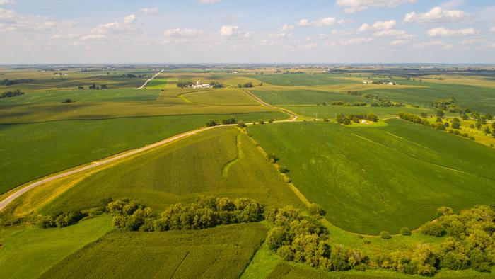 Why U.S. Farmland is Rapidly Decreasing