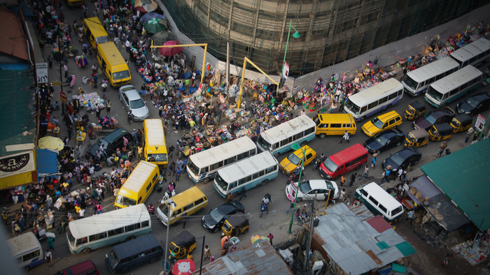 Preparing for African City Populations to Double by 2050 Giving Compass