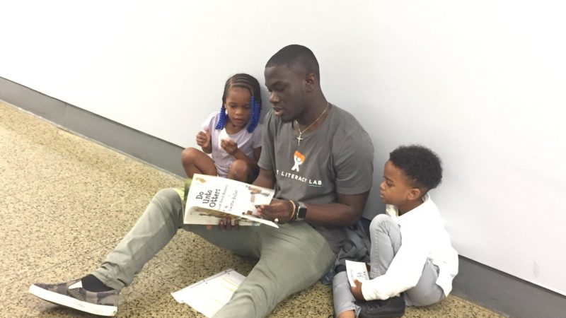 Young Black Men Explore a Pathway to Early-Childhood Education Giving Compass