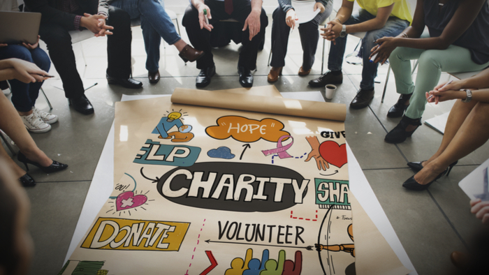 Today's Charitable Sector and Its Roots and Challenges Giving Compass