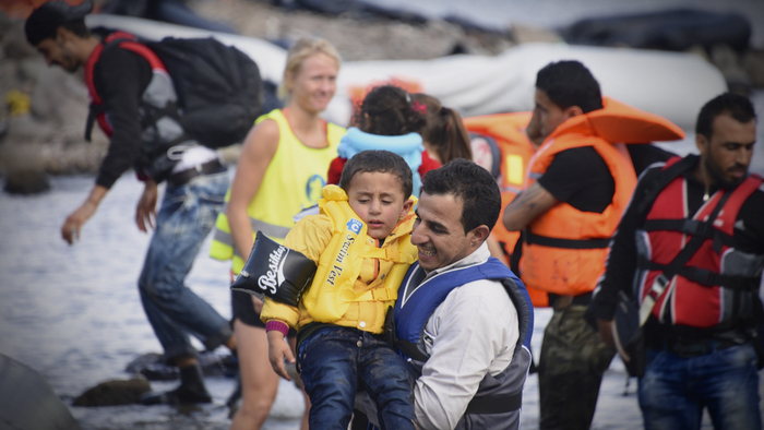 The Greek Opportunity to Help Refugees Giving Compass