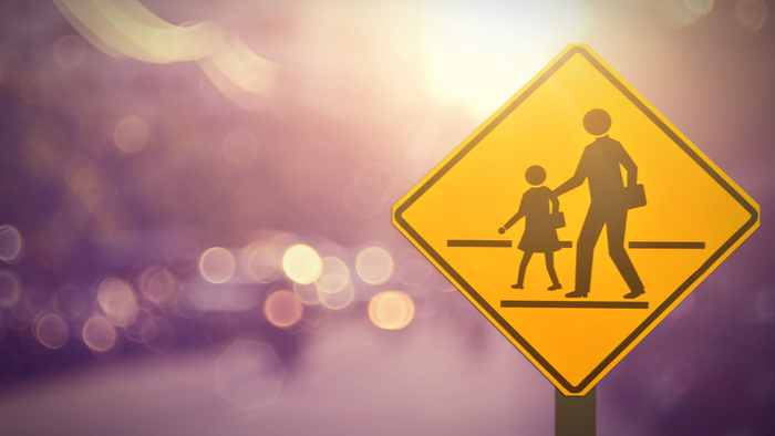 1/3 Parents Fear for Their Children's Safety at School Giving Compass