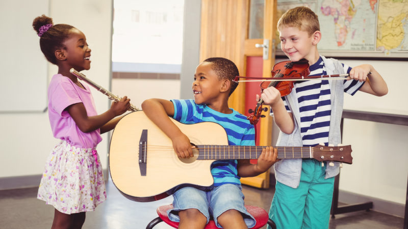 Arts Programs Can Prevent Summer Learning Loss Giving Compass